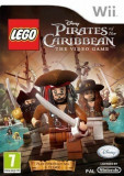 Joc Nintendo Wii Lego Pirates Of The Caribbean