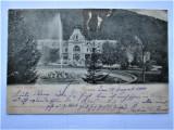 Carte Postala veche, Romania: Sinaia 1900 - Hotel Caraiman