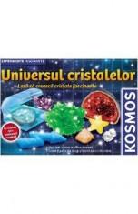 Universul cristalelor (Kosmos) foto