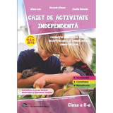 Caiet de activitate independenta clasa a II-a