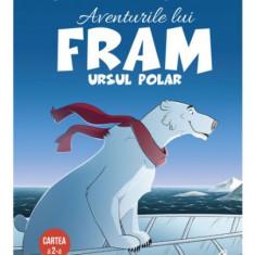 Aventurile lui Fram, ursul polar vol II