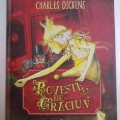 POVESTE DE CRACIUN de CHARLES DICKENS , 2012 .