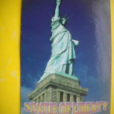 HOPCT 60961 STATUIA LIBERTATII- NEW YORK SUA-NECIRCULATA