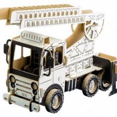 Joc creativ Copii Have Fun 3D Fire Truck