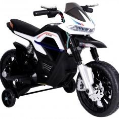 Motocicleta electrica JT5158, alb