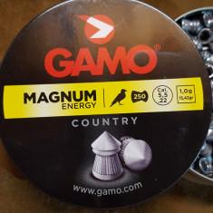 1.000 ALICE PELETE CAPSE GAMO MAGNUM CALIBRUL 5.5 MM TIR AER COMPRIMAT foto