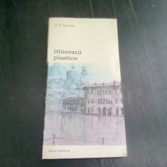 ITINERARII PLASTICE - A.E. BACONSKY