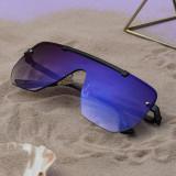 Ochelari De Soare Unisex Shield Vico Mov MOV