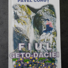 PAVEL CORUT - FIUL GETO DACIEI