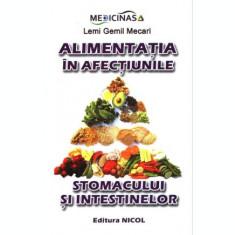 Alimentația în afecțiunile stomacului