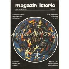 Magazin Istoric Nr.:5 (398) Mai 2000