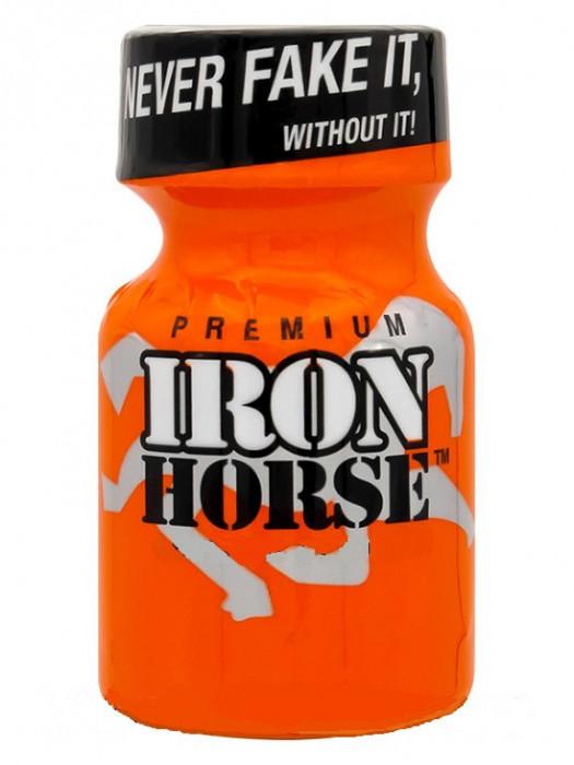 Iron Horse EU Formula Poppers 10ml, aroma camera, SIGILAT, ORIGINAL, rush, popers