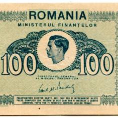 Bancnota 100 lei 1945 AUNC