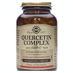 Quercetin Complex Solgar 50cps Cod: 2309