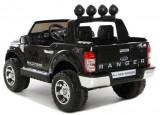 Masinuta electrica cu roti eva si telecomanda Ford Ranger Black