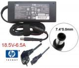 Incarcator Laptop HP MMDHPCO705, 18.5V, 6.5A, 120W, MMD