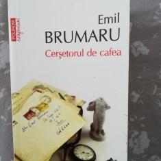 Autograf unic Emil Brumaru
