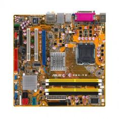 Placa de baza ASUS P5K-VM, LGA775, Intel G33, 4x SATA II, 4x DDR2, PCI-Express...
