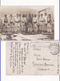 Port popular-Carpati, Maramures, Bucovina- tipuri-cenzura WWI, WK1, Circulata, Printata