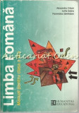 Limba Romana. Manual Pentru Clasa A VI-A - Alexandru Crisan, Sofia Dobra