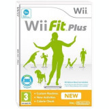 Wii Fit Plus - game only