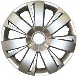Capace roata 16 inch tip Vw, culoare Silver 16-411 Kft Auto