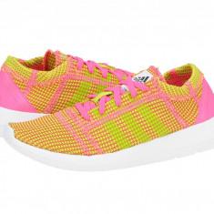 Pantofi sport alergare dama Adidas Performance Element Refine Tricot W sopink-sesosl-cblack B25804