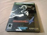 Devil May Cry 4 Collectors Edition, XBOX 360, original, alte sute de titluri