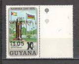 Guyana.1981 Conferinta ptr. viitorul Namibiei-supr.  CG.1