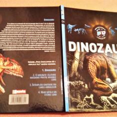 Dinozaurii. Cu ilustratii 3D!  Nu contine ochelari 3D! - Ed. Content Media, 2011