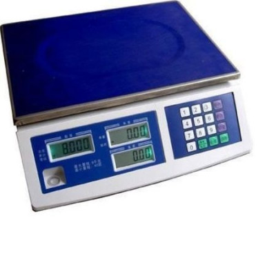 ACS 15/30 kg - Cantar electronic comercial omologat, avizat metrologic foto