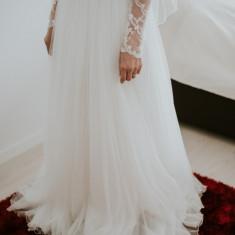 Vând rochie de mireasă