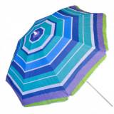 Umbrela plaja,1.80m, multicolor