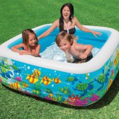 *Piscina gonflabila Aquarium pentru copii