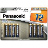 Baterii Panasonic Everyday Power LR6/AA 12 bucati