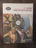 MASA DIN MAR DE LEMN-HERMAN MELVILLE