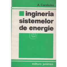 Ingineria sistemelor de energie
