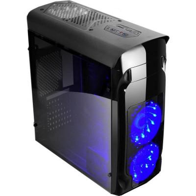 Sistem Gaming AMD Ryzen 2200G\8GB DDR4\SSD120GB\Radeon Vega foto