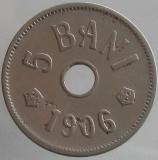 ROMANIA KM#31 - 5 Bani 1906