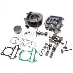 Kit Cilindru + Chiuloasa completa ATV 150cc 57.4mm 4T