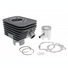 Kit Cilindru Set Motor Scuter Moped Piaggio - Piagio Bravo 49cc 38.2 - bolt 10mm