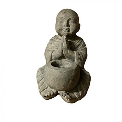 Statuie Wandering Monk foto