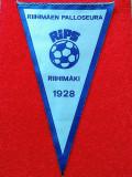 Fanion fotbal - Riihimäen Palloseura (FINLANDA)