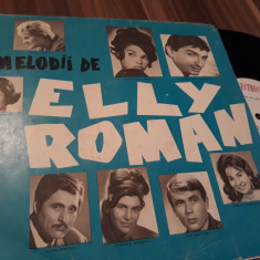 VINIL MELODII DE ELLY ROMAN EDD 1190