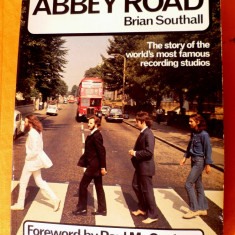 Abbey Road of the Beatles. Ediția  de Brian Southall. publicata de EMI