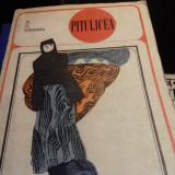 PITULICEA - R.N.GUNTEKIN  E P L U  1968,407 PAG,STARE BUNA