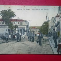 Balcic str.Mircea cel batran, Circulata, Printata