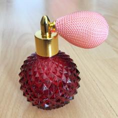 Sticla parfum cu pompita / pulverizator - 80 ml - NOUA!!!