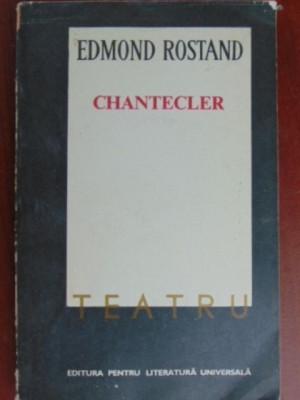 Chantecler-Edmond Rostand foto