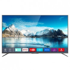TV 4K ULTRA HD SMART 55INCH 140CM SERIE X K&M, 139 cm, Smart TV